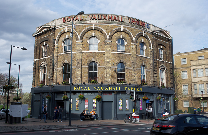 The Tavern has a long history in London as an LGBTI venue