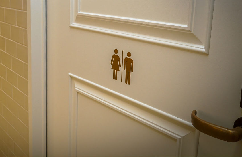 Image by Ted Eytan via Flickr french university to crete gender neutral toilets for students