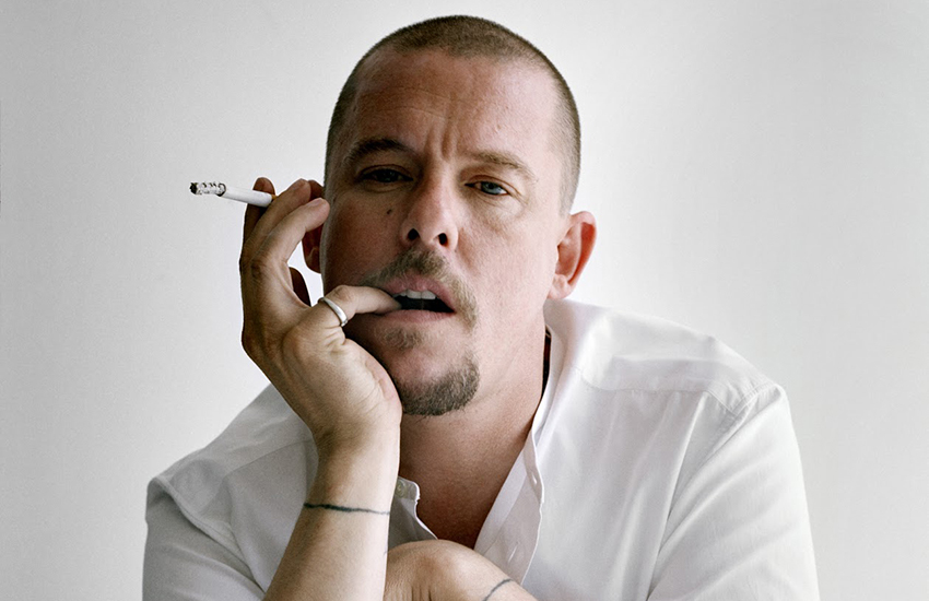 Alexander McQueen took his own life in 2010, nine days after his mother died