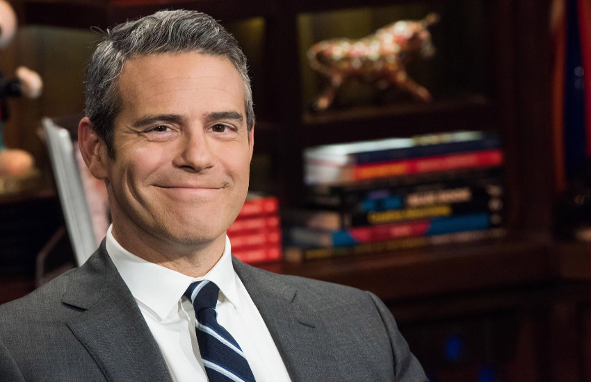 Andy Cohen is host of Bravo's Watch What Happens Live