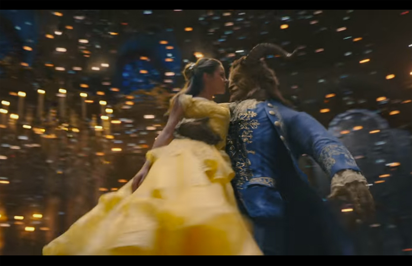 The Beauty and the Beast remake also features the voice of Dan Stevens as the Beast