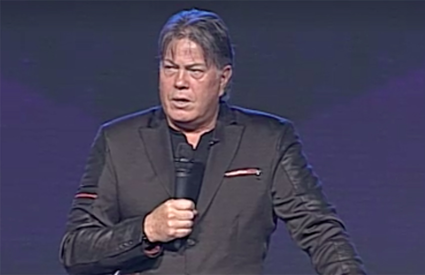 Brian Tamaki blamed natural disasters on gay people, murderers and sinners