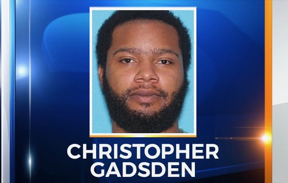 Suspect Christopher Gadsden was arrested in New York City