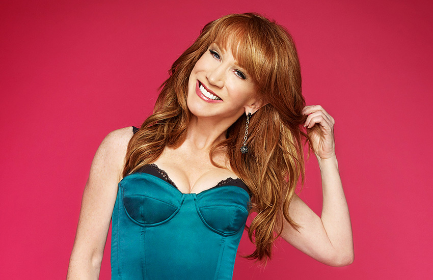 Kathy Griffin has won two Emmys and a Grammy