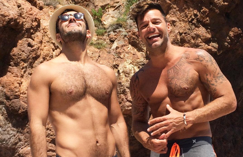 Jwan Yosef and Ricky Martin are engaged to be married and want to have kinds