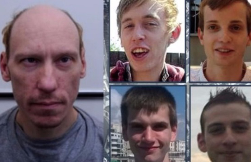 Grindr Serial killer Stephen Port and his four victims families