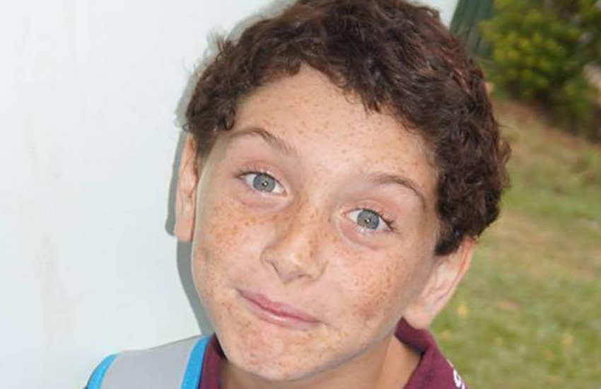 Tyrone Unsworth dies at just 13 years old