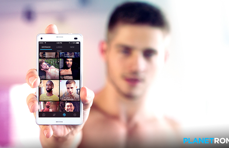 PlanetRomeo is one of the apps encouraging users to get their sexual health checked