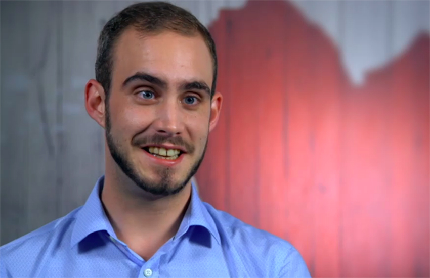 Alex claims he was discriminated against on First Dates