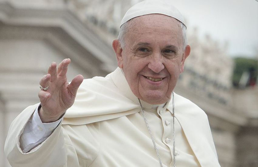 Pope Francis has a friendly face but an anti-gay policy.