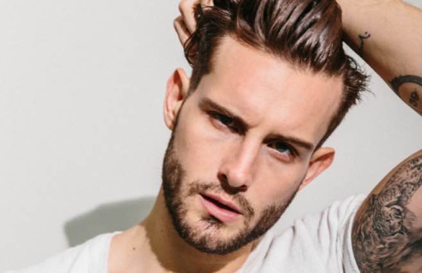 Nico Tortorella is one of the stars on TV's Younger.