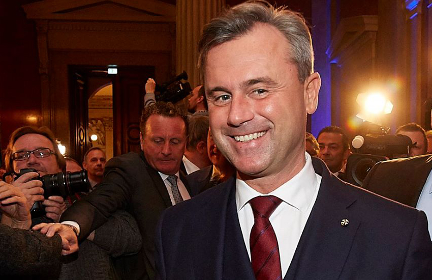 Norbert Hofer lost Austria's presidential election