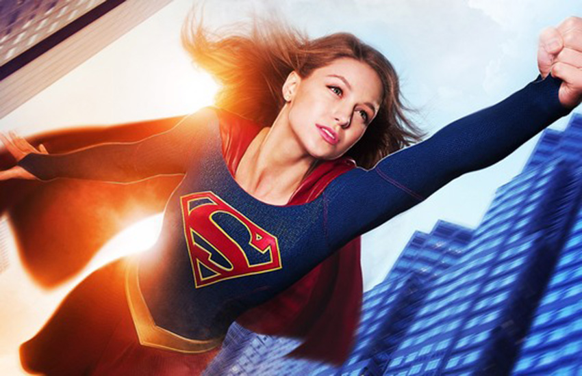 Supergirl proves love is love with amazing tweet