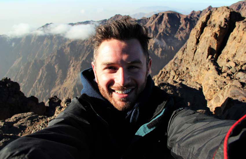 'My message to LGBTI travelers is be openminded' says social media guru James Silverstone