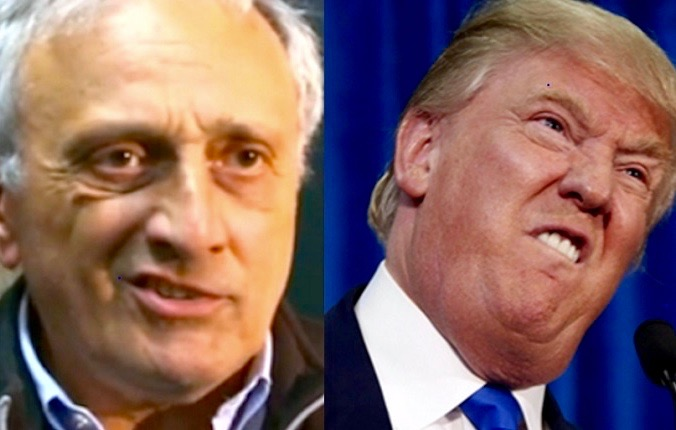 Donald Trump ally Carl Paladino unrepentant about bigoted rant against Obamas