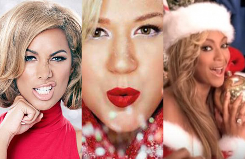 Get Christmassy with these modern pop songs set around the holidays