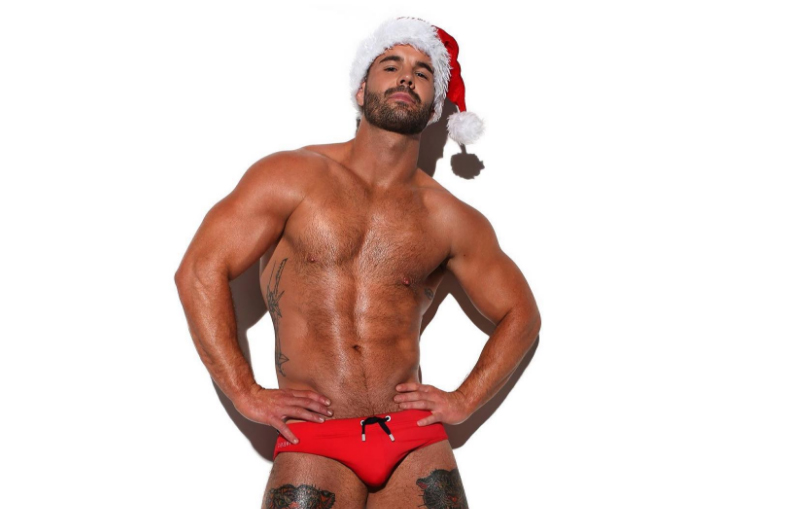 Simon Dunn wants to know if you've been naughty or nice this year