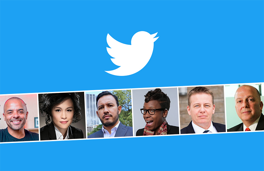 LGBTI advocates are spreading messages about workplace diversity on Twitter
