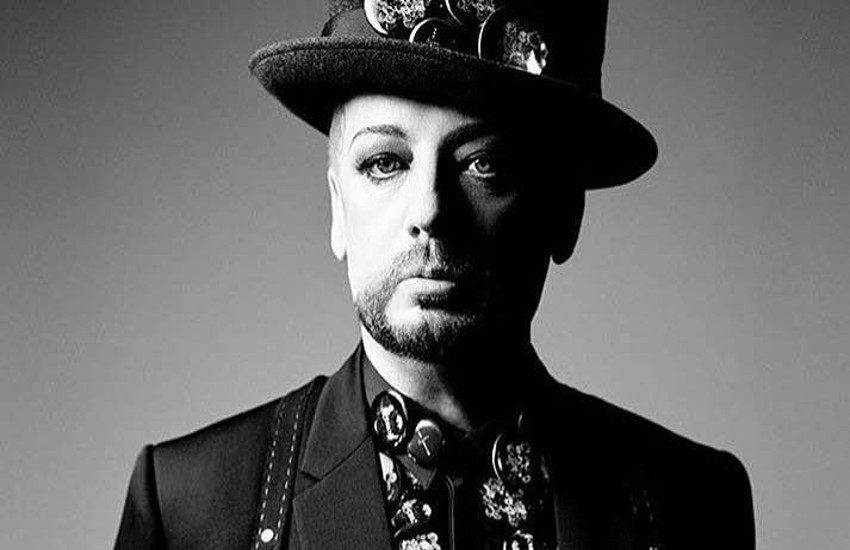 Boy George is the lead singer of Culture Club