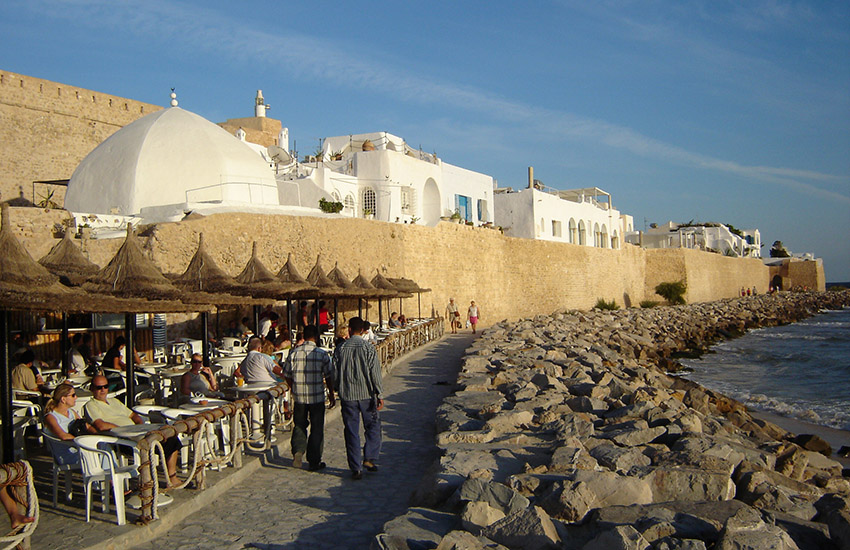 A trans woman was jailed in popular tourist town Hammamet