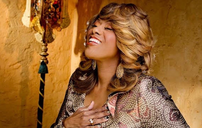 Jennifer Holliday is a Tony and Grammy winner.