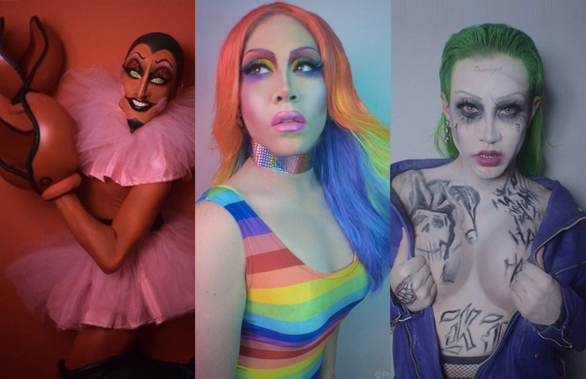 From Him to The Joker, Phi Phi O'Hara gagged the world in 2016