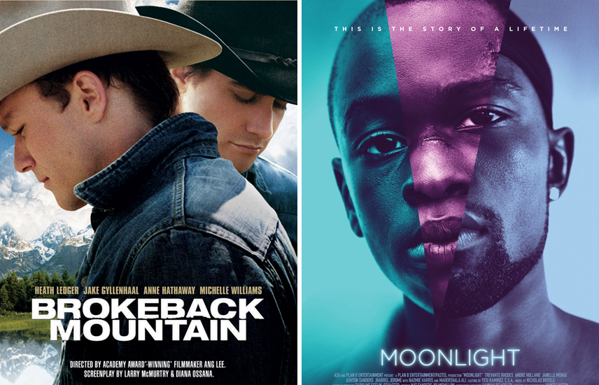 Brokeback Mountain lost out on the Best Picture Oscar in 2006 – but can Moonlight do it?