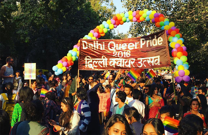 Delhi Queer Pride 2016: LGBTI people in India are calling for the repeal of Section 377
