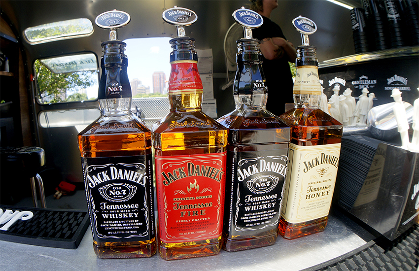 Jack Daniels is one of the most famous companies in Tennessee
