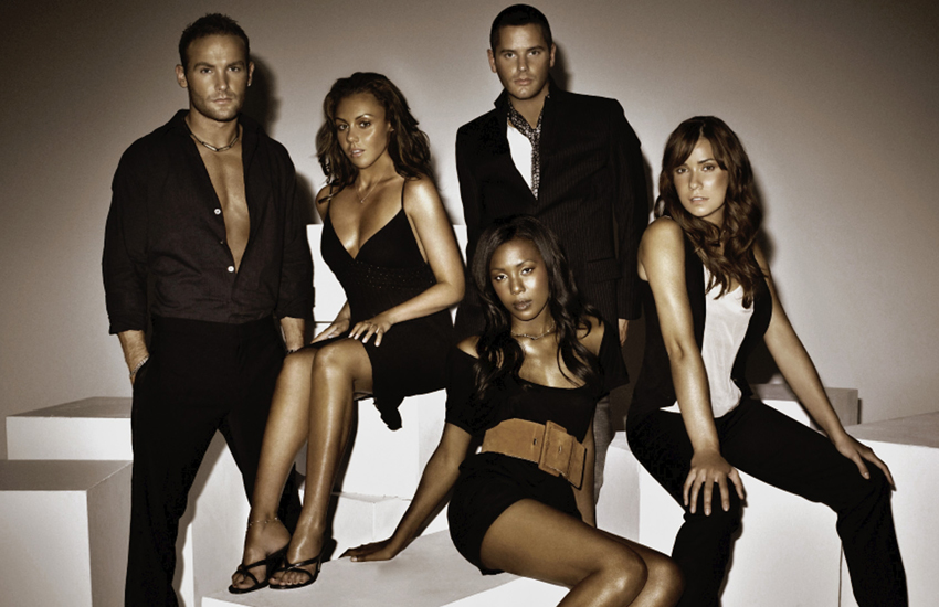 Liberty X have scored eight top 10 hits in the UK