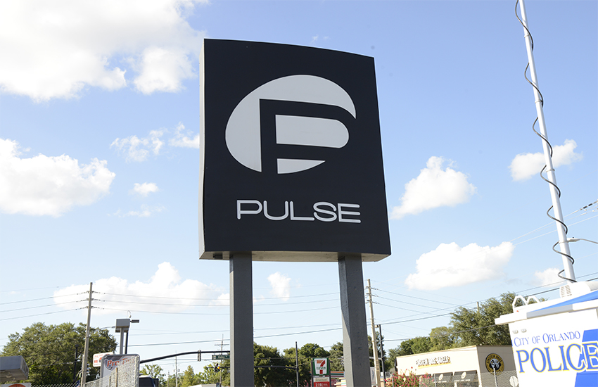 Pulse nightclub in Orlando, Florida, was the site of the largest mass shooting in US history