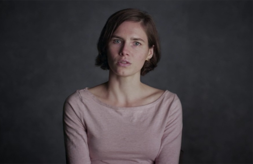 Amanda Knox served nearly four years in an Italian prison before being acquitted