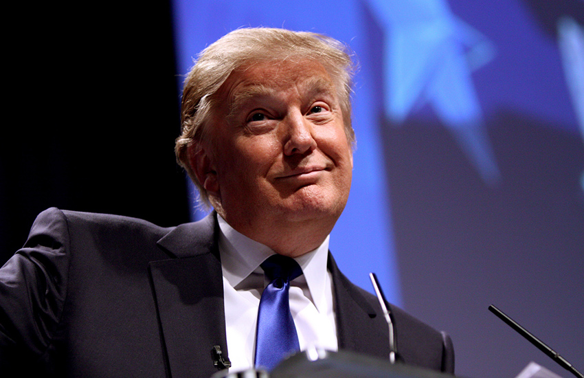 Donald Trump was reality show star before becoming president of US