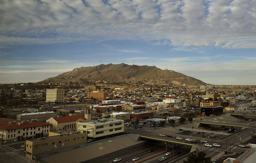 An undocumented trans woman was arrested in El Paso, Texas