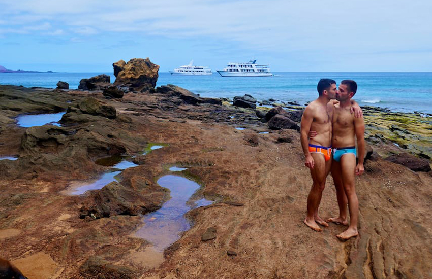 The Nomadic Boys reveal all about their Galapagos adventure
