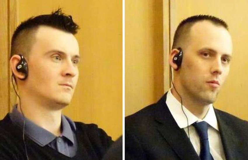Gabor Acs and Viktor Berki were convicted for leading a gay sex slave ring