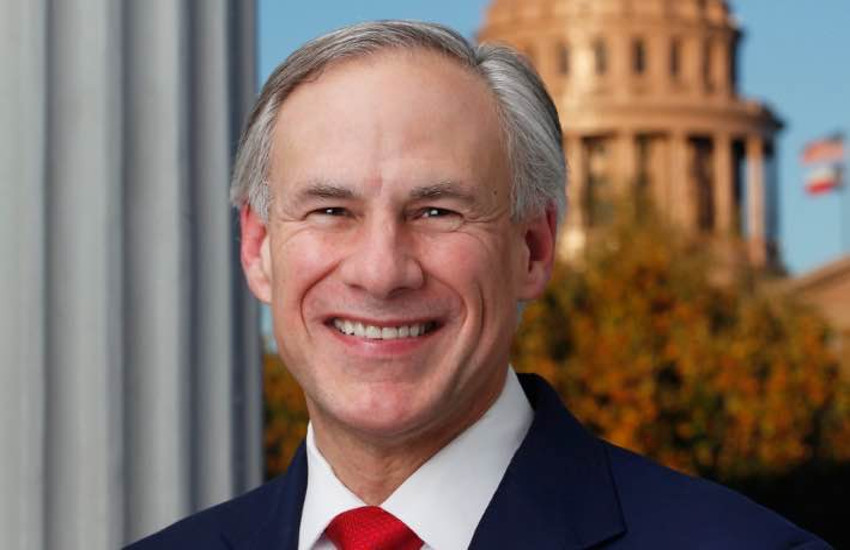 Greg Abbott has been governor of Texas since 2015.