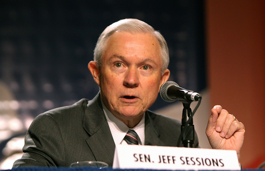 Jeff Sessions' Department of Justice dropped a challenge to protect trans students