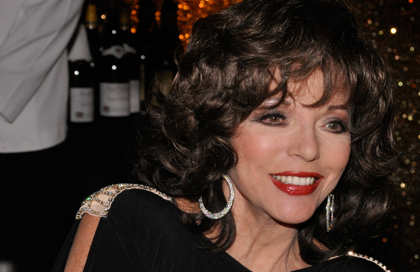 Joan Collins film credits include The Bitch and The Stud