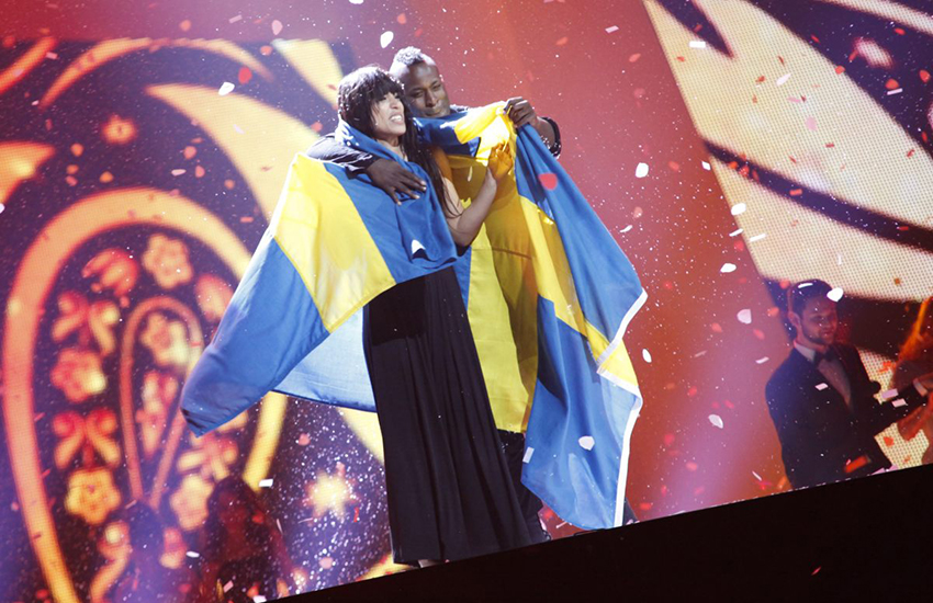 Loreen's song Euphoria won the Eurovision Song Contest in 2012