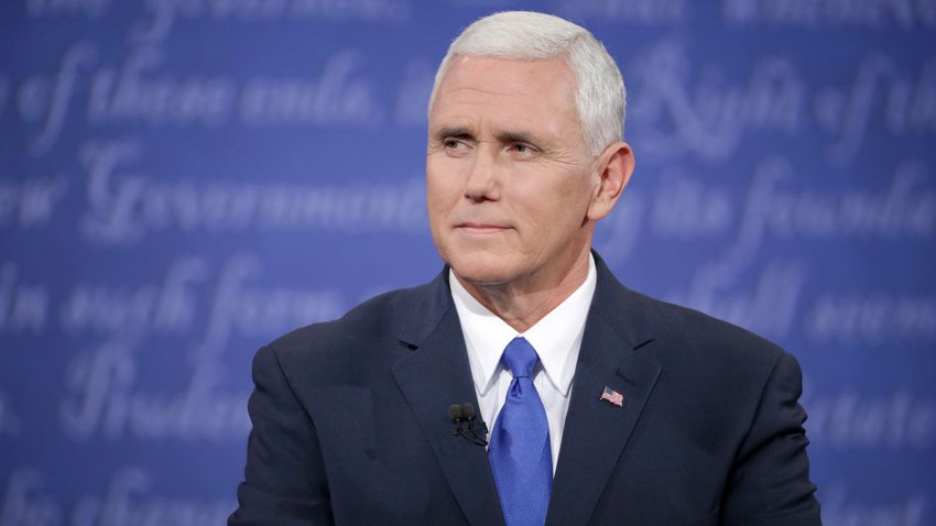 Mike Pence is the former governor of Indiana.
