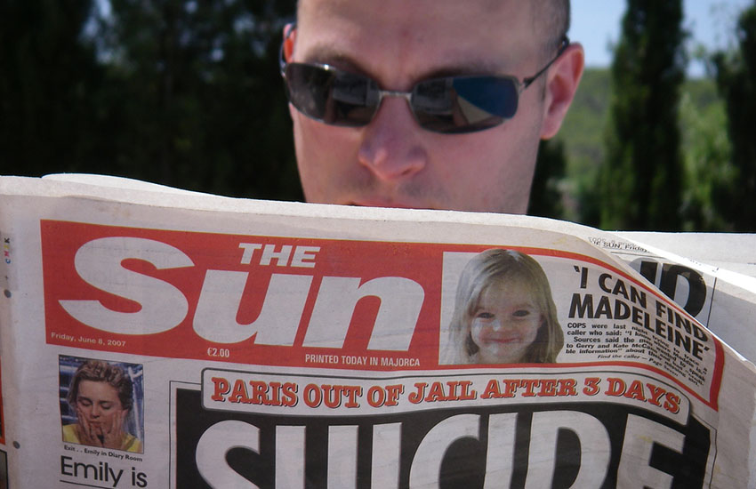 The Sun newspaper removes article outing gay nurse