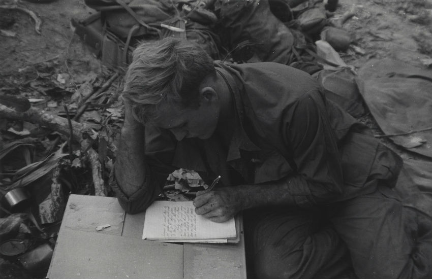 WW2 love letters found