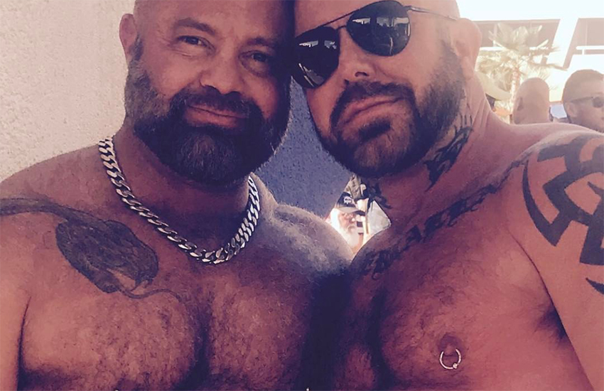 International Bear Convergence took place in Palm Springs, California