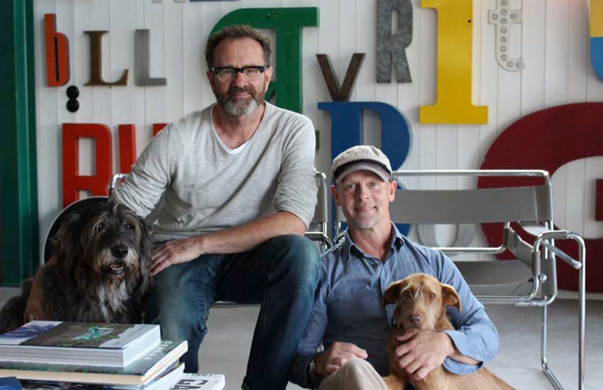 Johan and Marcel and their dogs Bruno and Curro welcome you to West Sweden