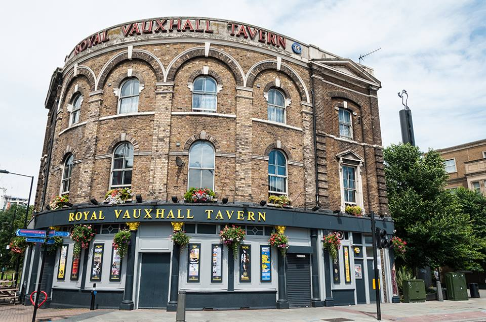 The Royal Vauxhall Tavern RVT in south London