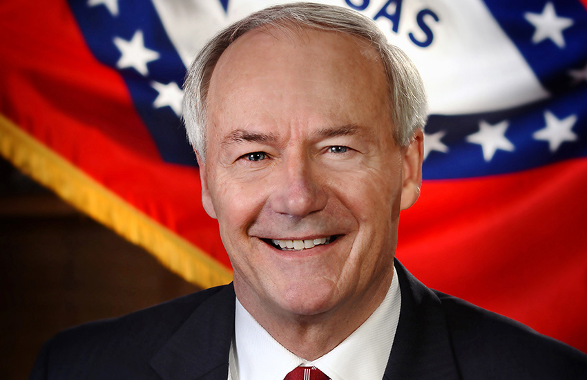 Asa Hutchinson was elected Governor of Arkansas in 2015