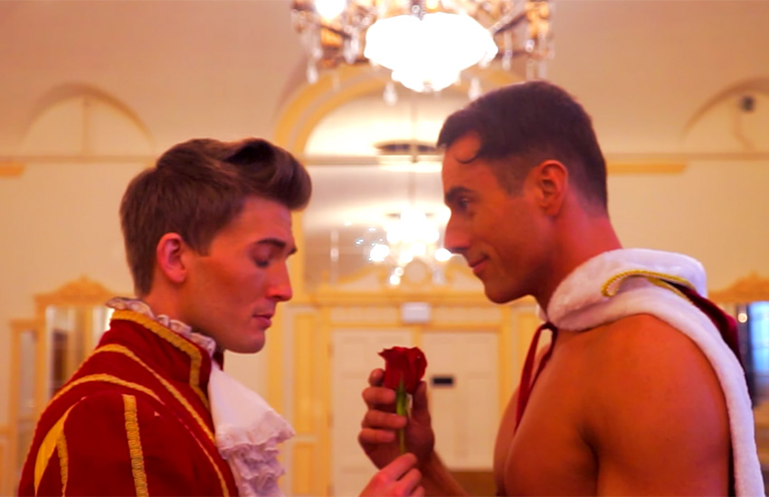 This is the gay moment we'd have loved to see in Beauty and the Beast