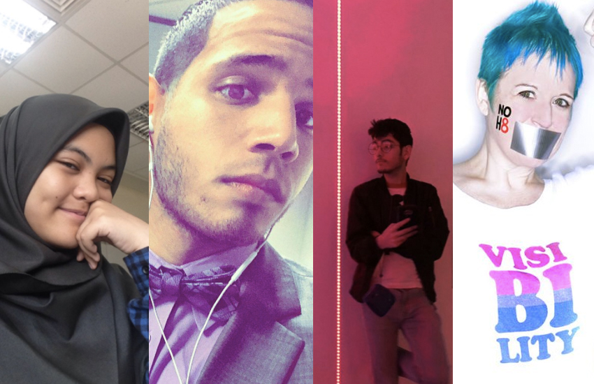 #BiTwitter celebrates bisexual people in all their shapes, sizes, and colors