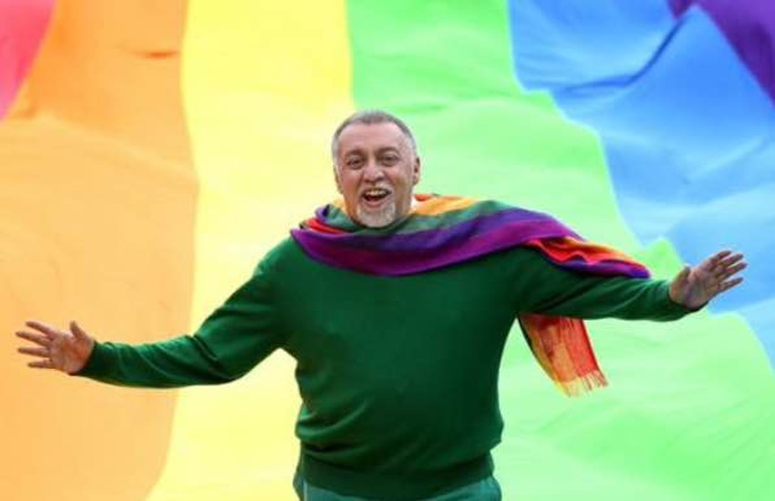 Gilbert Baker created Yhe Rainbow Flag which debuted at san Francisco Pride in 1978.